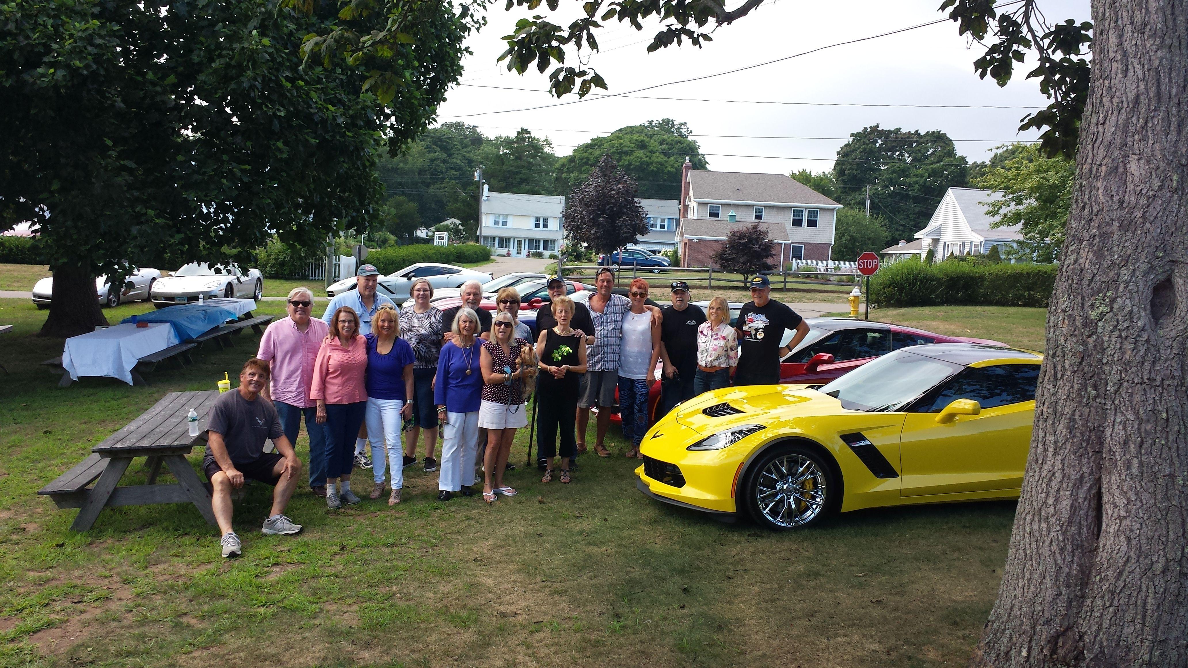 Corvette Picnic 2016