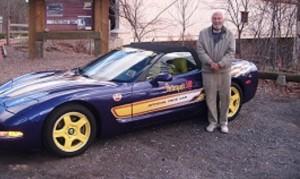 Joe & Pat 98 Pacecar 2